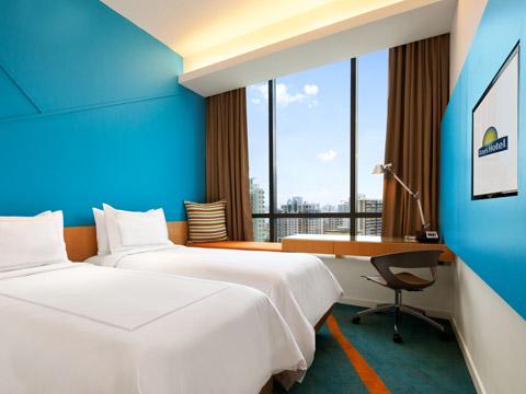 デイズ・ホテル・バイ・ウィンダム・シンガポール・アット・ジョンシャンパーク